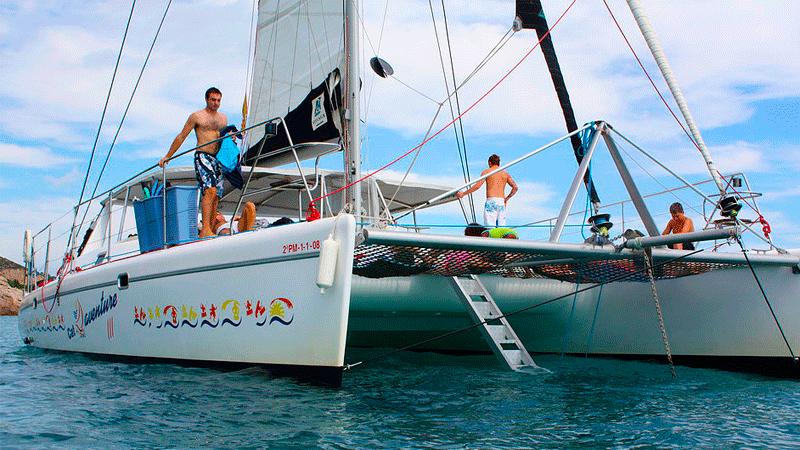 catamaranes cambrils